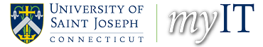 University of Saint Joseph Logo